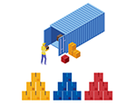 Less Than Container-Load (LCL)